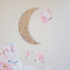 Lune en bois